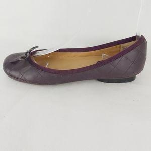 NATURALIZER slip on flat balerina comfort shoes